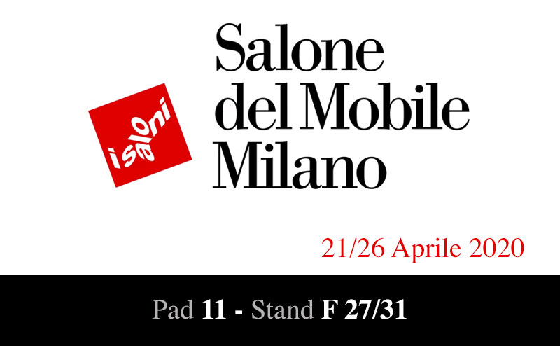 Salone Mobile Milano 2020
